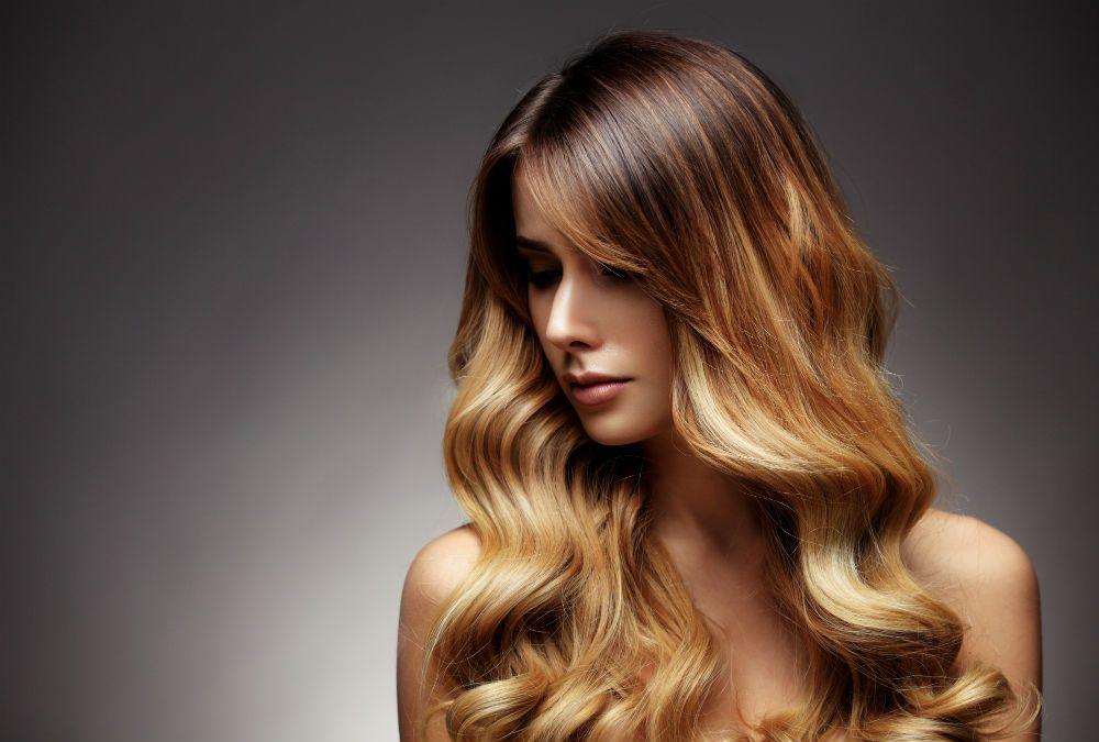 Die Haarfarbe ist ein wichtiger Ausdruck der Individualität