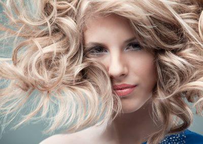 Haare färben Gress Friseure Esslingen Frau