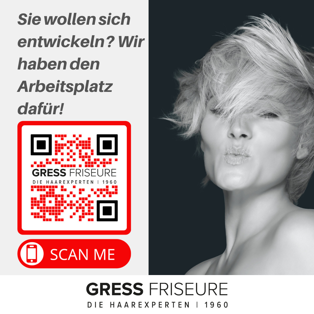 Stellenanzeige Gress Friseure Esslingen